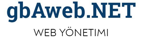 web yönetimi